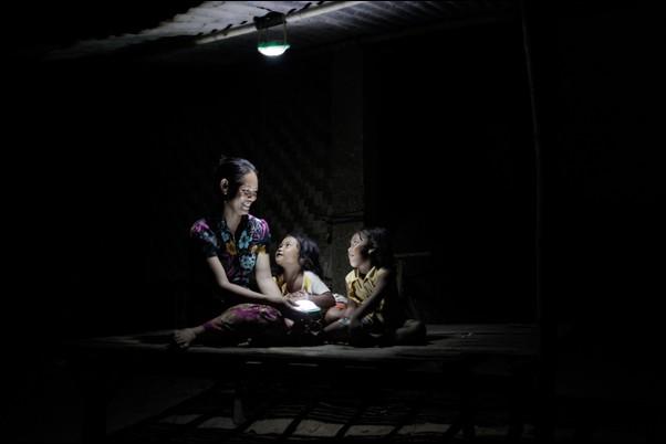 Cambodia by Moonlight