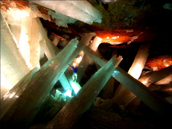 Cave Of Crystals