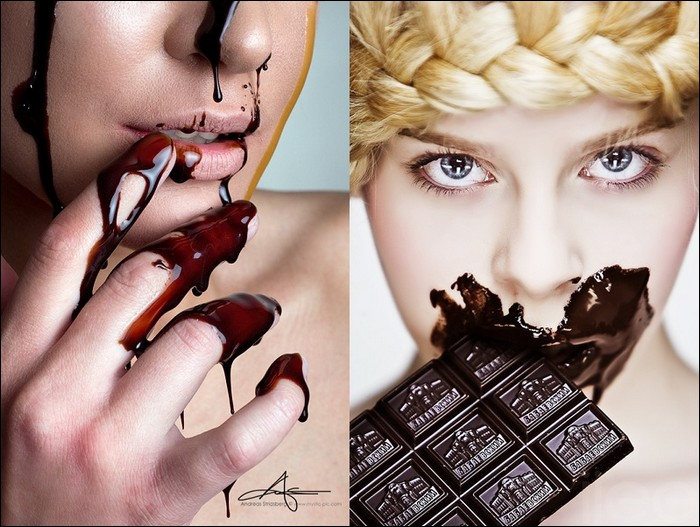 Chocolate girls