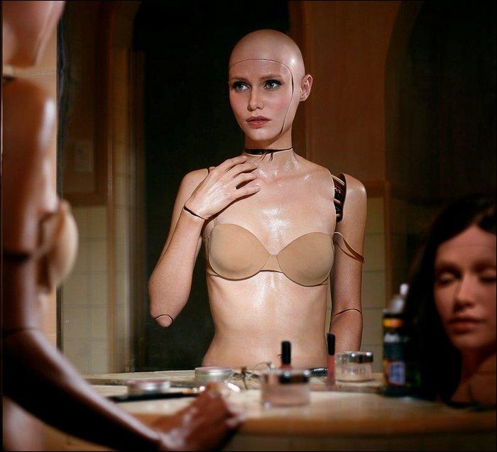Female Robots