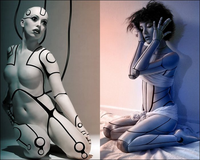 фото секс робот