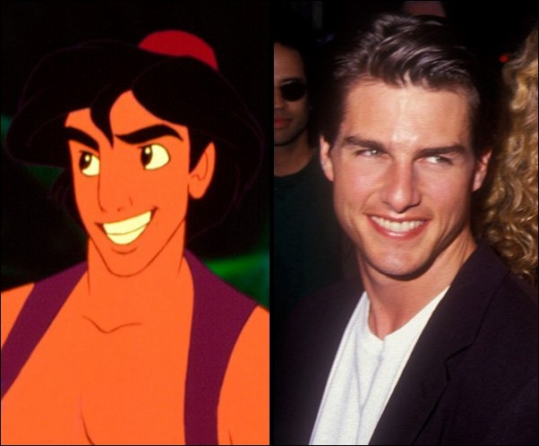 Real Life Models for Disney Heroes