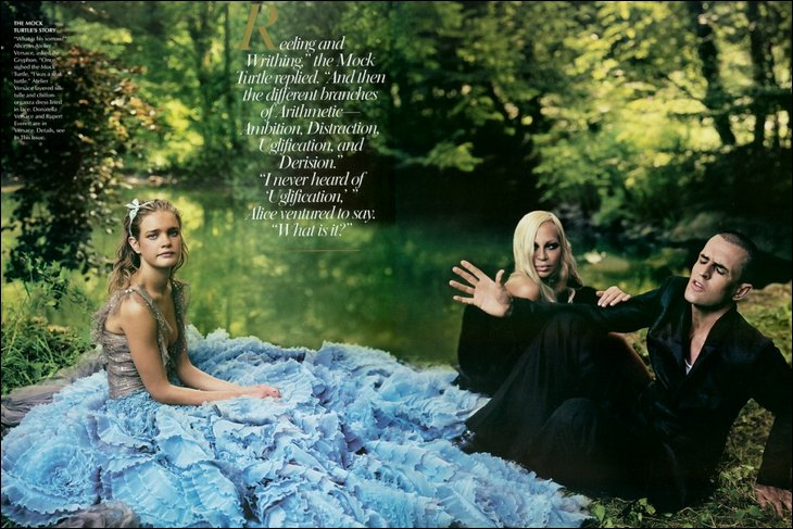 Annie Leibovitz: Photos that brought Fairy Tales to Life