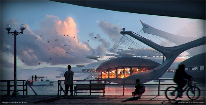 Cities Of The Future