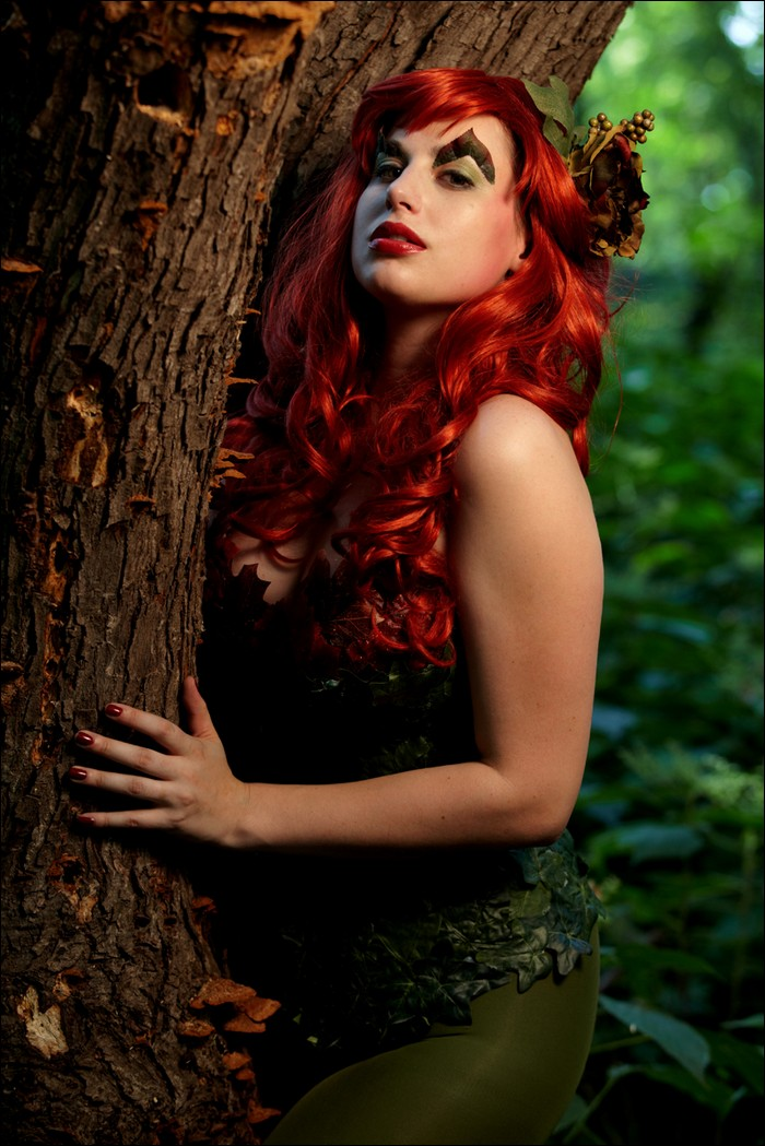 poison ivy comic costume. Poison Ivy