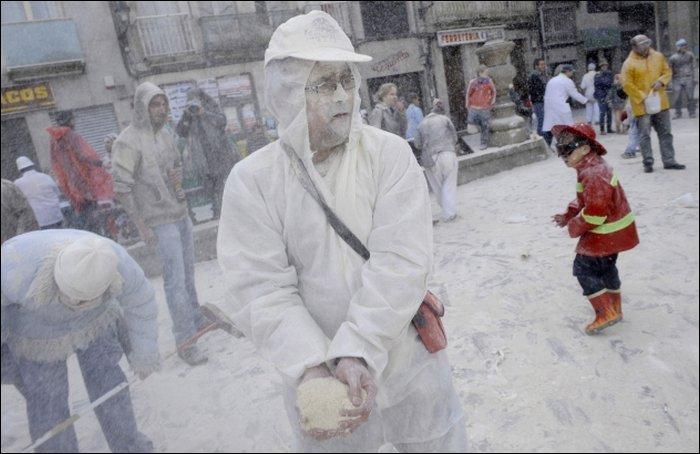 Flour War