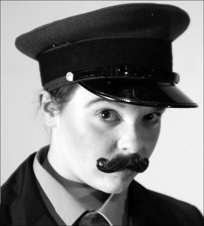 Handsome Mustache