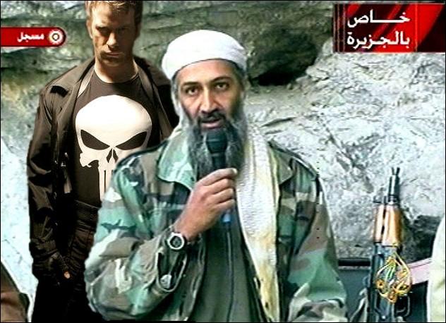 Obama beats Osama