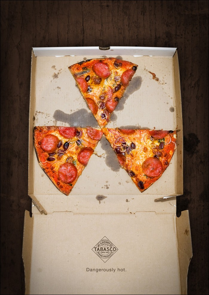 The most creative PIZZA ads!