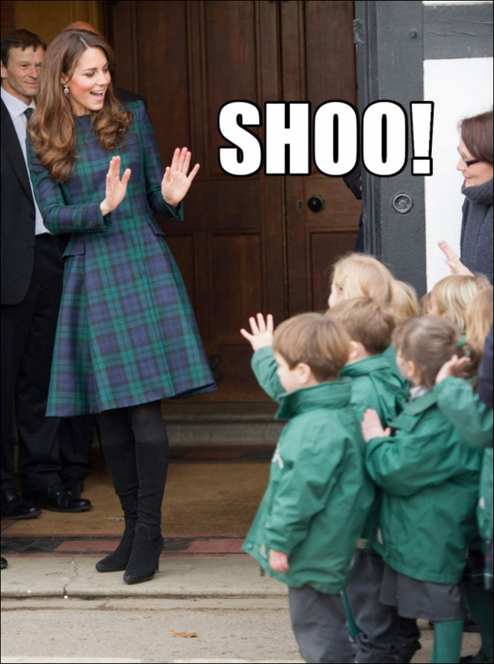Kate Middleton Royal - Pregnancy LOLs