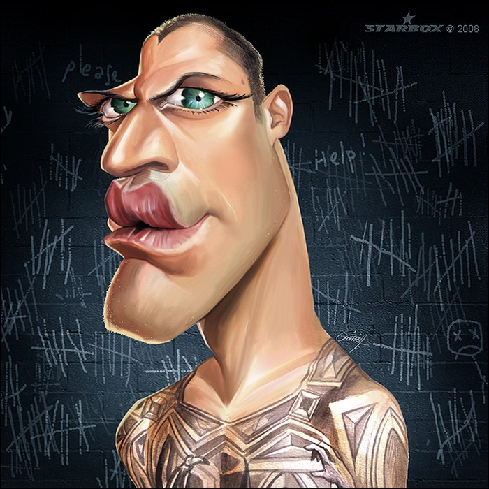 Hilarious caricatures
