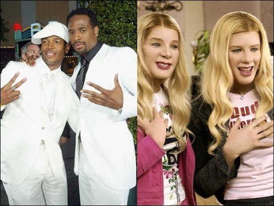 Top 10 Hollywood Transformations