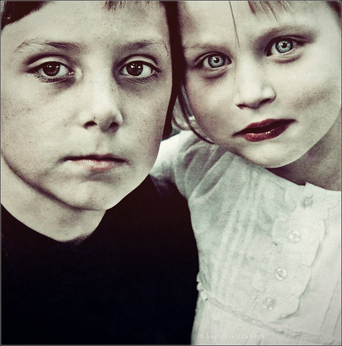 Dark & creepy kids