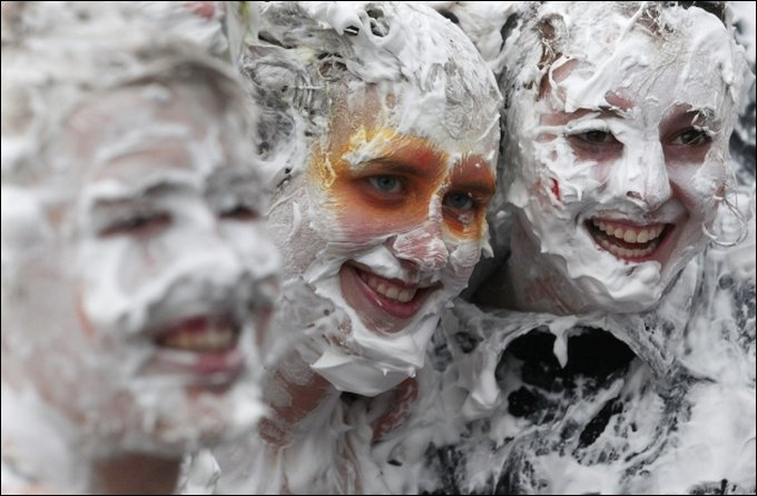 Foam Fight