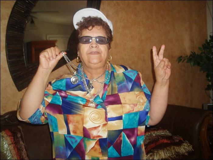Wierd Granny 26