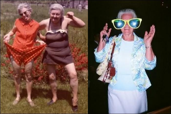 Wild Granny