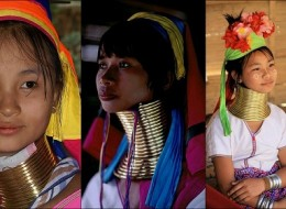 The Paduang Hill Tribe: Home of the Giraffe Women