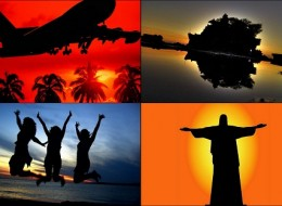 Silhouette Images: An Excellent Way to add Drama to a Scene