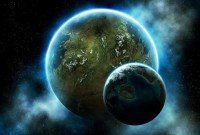 Space Art : When there is no more Inspiration on The Planet Earth