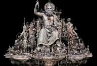 Kris Kuksi: Sculptures that were never seen before