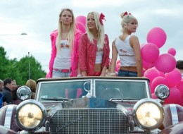 Go Blonde! No. 1 Blonde Parade in Europe