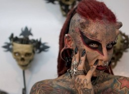 All the freaks on the planet in one place: Bogota Tattoo Convention