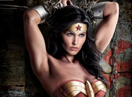 Wonderful Wonder woman and other super heroines