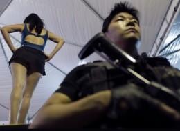 The Brazilian Prison Beauty Contest