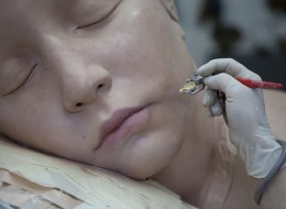 Hyperrealistic sculptures by Carole A. Feuerman