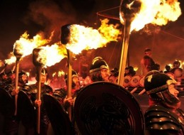Up Helly Aa: Europe's Largest Fire Festival