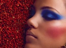 Creative female portrait photography by Bahadir Tanriover