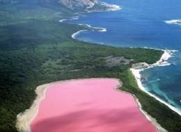 Lake Hillier: Australian Natural Wonder