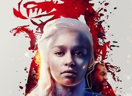 Awesome Game of Thrones Posters by Adam Spizak