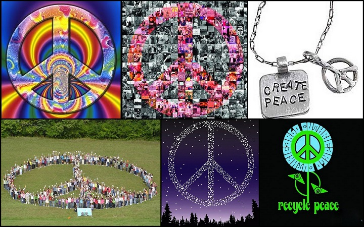 PeaceKollege1 Peace Sign: The Most Awesome Symbol Ever