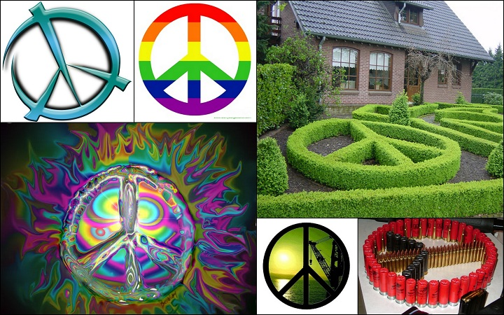 PeaceKollege5 Peace Sign: The Most Awesome Symbol Ever