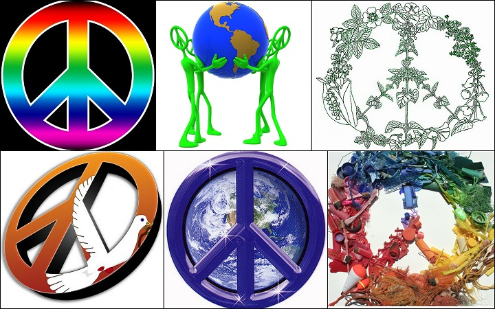 PeaceKollege6 Peace Sign: The Most Awesome Symbol Ever