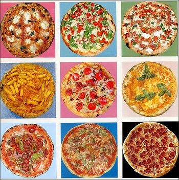 The History of Pizza in Italian Food