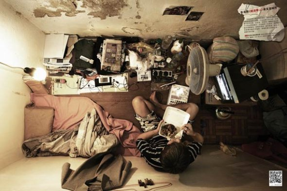 Living in a box | Fun News