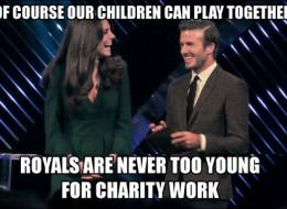 Kate Middleton Royal Pregnancy LOLs